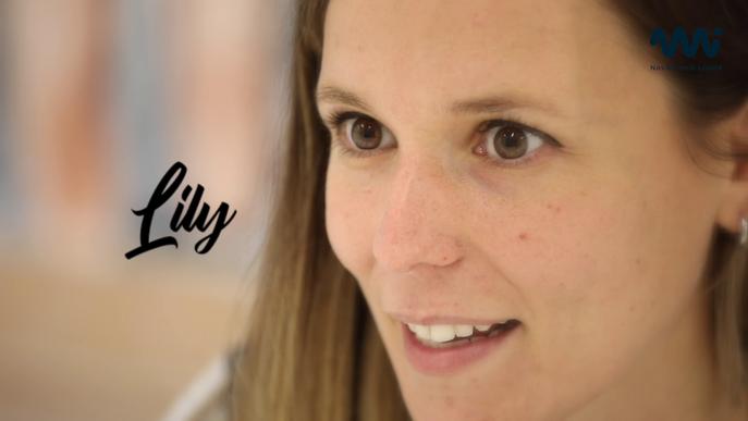 ⏯️ L'emotiu procés creatiu de l'homenatge a la bondat de Lily Brik a la Clínica NovAliança