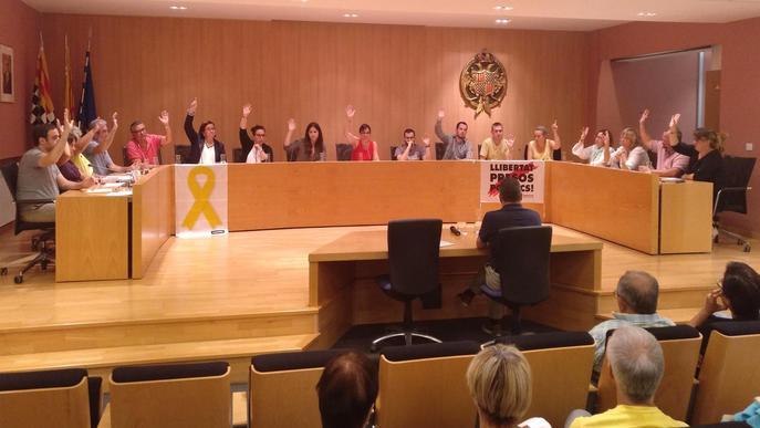 Suport unànime de l'Ajuntament de Tàrrega a la construcció de la nova estació d'autobusos i la variant de la C-14