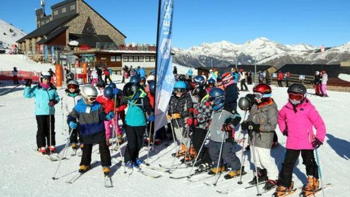Els Consells Esportius del Pirineu aturen provisionalment l'Esport Blanc Escolar fins aconseguir garanties de cobrament