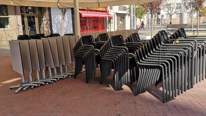 Denunciats dos bars de Lleida oberts malgrat estar a la fase 0 de la desescalada