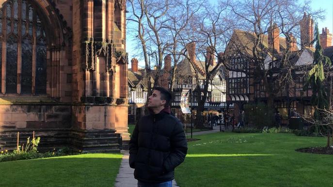 """Pol, palauenc que vivia a Liverpool: """"Quan jo vaig marxar encara no s'havien pres gaires mesures"""""""