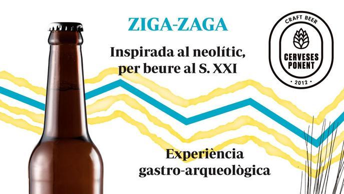Una cervesa prehistòrica amb una finalitat benèfica