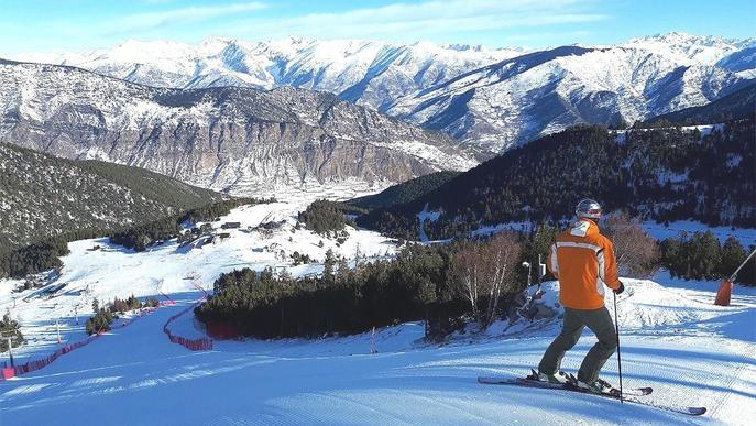 Les estacions d'esquí i muntanya del Pallars Sobirà estrenen la primavera