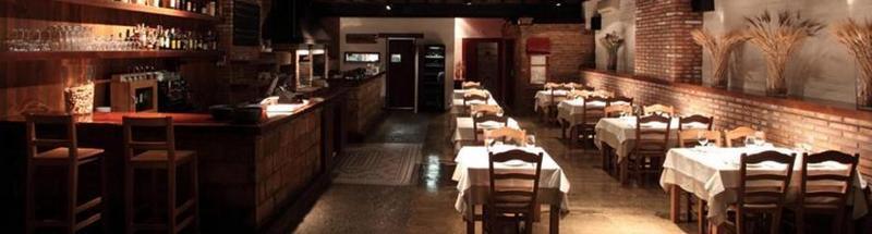Restaurant Ferreruela. Imatge d'arxiu