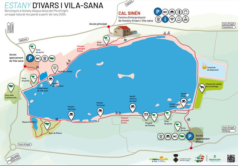 Estany d'Ivars i Vila-Sana