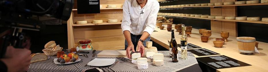 Tastos online formatges artesans Fira Sant Ermengol Seu d'Urgell