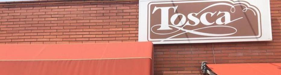 Restaurant la Tosca. Imatge d'arxiu