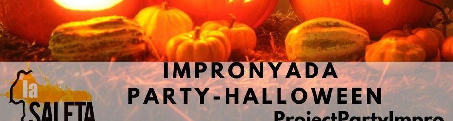 'Impronyada. Party-Halloween' i 'La mongetera màgica' a La Saleta (Lleida)