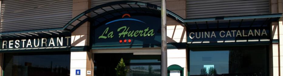 La Huerta (Av. de Tortosa, 7 - Lleida)