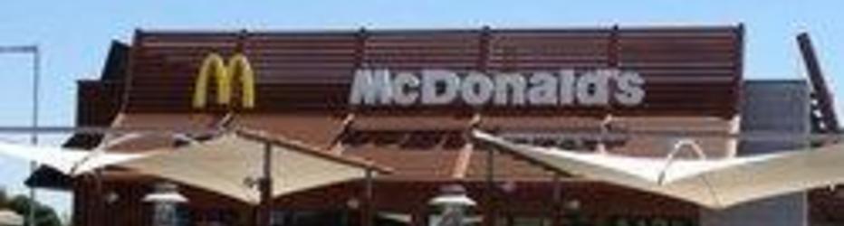 Mc Donald's. Imatge d'arxiu