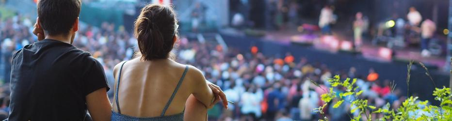 Carina Santiago (midamideta) o com retratar la música en directe
