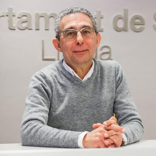 """#Coronavirus: """"Els protocols a Lleida estan funcionant perfectament"""" Foto Miquel de Santiago"""