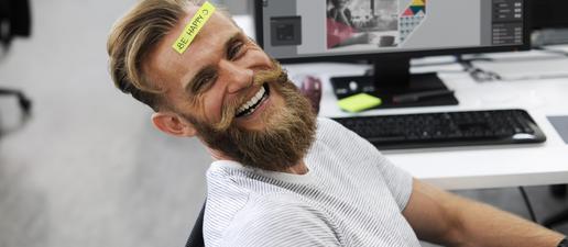 L'humor a la feina