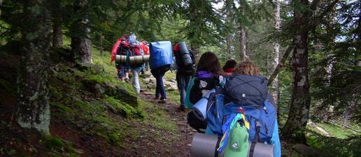Temps de campaments