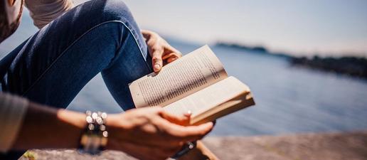 La lectura i l'estiu