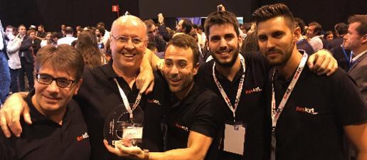 Premi a la millor empresa d'apps
