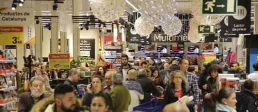 Els descomptes animen una campanya de Nadal que preveu augmentar un 3% les vendes
