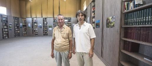 Una biblioteca de donacions