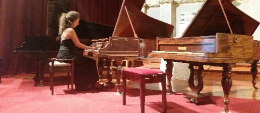 Dos espanyols i dos italianes, en el concurs de piano de Rialp