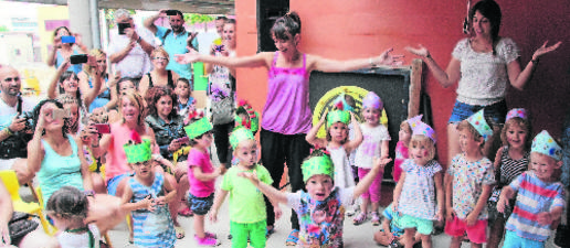 Gairebé tres mil nens en els programes d'estiu de la Paeria