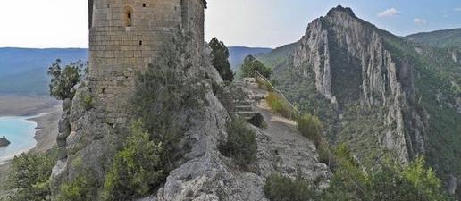 Àger busca més finançament per restaurar l'ermita de la Pertusa, a Corçà