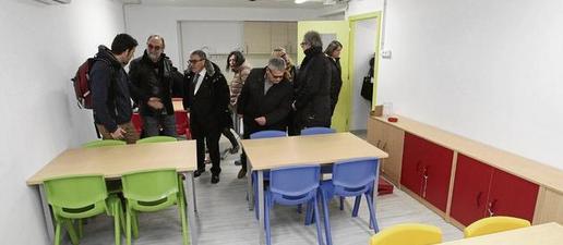 Atenció socioeducativa per a 550 nens en risc d'exclusió