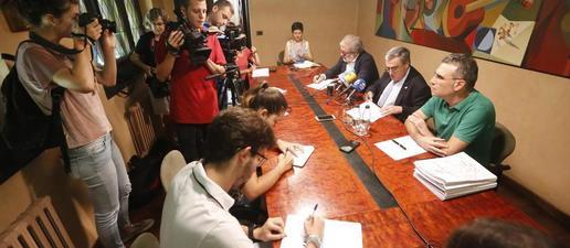 """Ros veu en les 417 al·legacions que la ciutadania """"ha avalat"""" el POUM"""