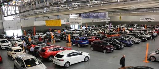 Firauto de Balaguer ven més del 30 per cent dels vehicles exposats