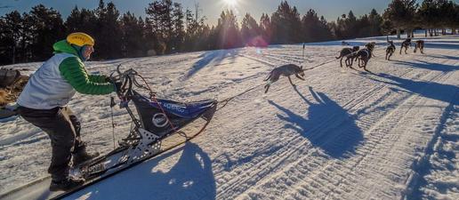 Uns 2.600 esquiadors arriben en màquines trepitjaneu a Espot