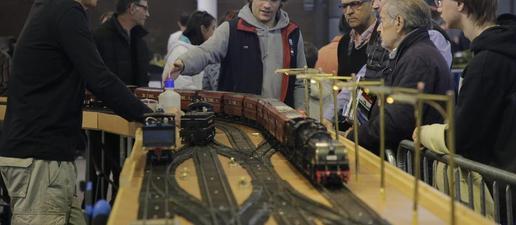 Expo Tren vol ser internacional