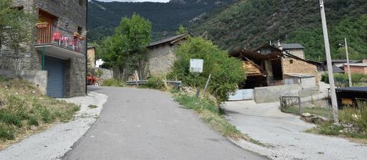 Argolell, a les Valls de Valira, habilita una presa d'aigua per evitar cisternes