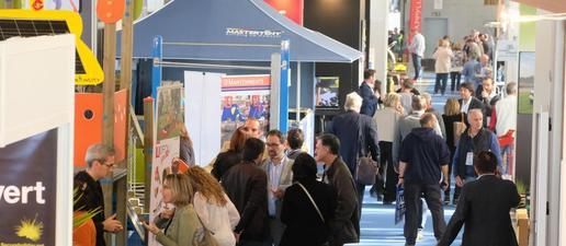 La Municipàlia més internacional tindrà 320 expositors de nou països