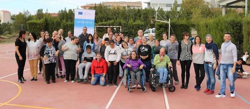 El Grup Alba fomenta la dansa i l'esport amb el projecte Unidans