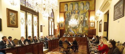 L'oposició rebutja el pressupost de la Diputació