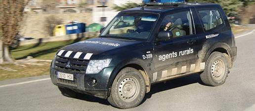Un caçador mata dos agents rurals a Aspa