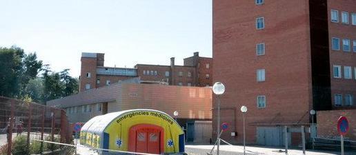 Incrementa el nombre d'hospitalitzats per Covid-19 a la Regió Sanitària de Lleida