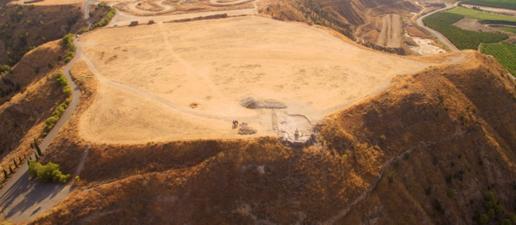 Primera campanya d'excavacions arqueològiques al Castell i Monestir Santjoanista d'Alguaire