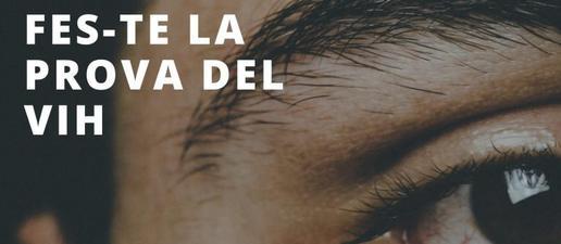 L'Associació Antisida de Lleida celebra el Dia de la Prova