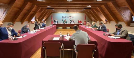 El Conselh Generau d'Aran crea el Consell Consultiu de l'Aranès