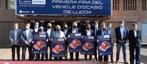Lleida Ocasió obre portes amb centenars de vehicles que van dels 5.450 als 70.900 euros