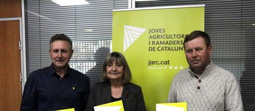 JARC demana concretar com es garantirà un preu just al productor després dels canvis en la Llei de la cadena alimentària