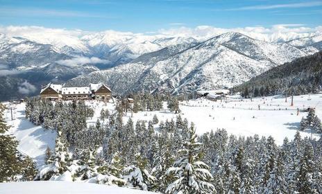Espot i Port Ainé, experiències a la neu del Pirineu lleidatà