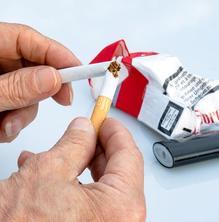La gent que necessita ajuda per deixar de fumar té més estimulada l'àrea de recepció del plaer del cervell