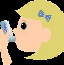 El meu fill fa xiulets al pit, vol dir que té asma?
