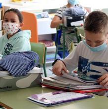Acompanyament dels fills i filles durant la pandèmia i la tornada a l'escola