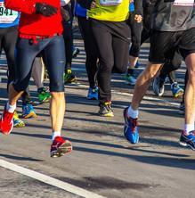 Com hem de córrer, de puntes o de talons?