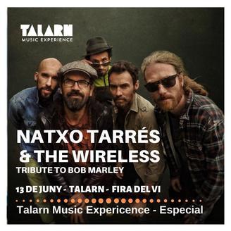 Natxo Tarrés & Wireless - Talarn Music Experience 2020
