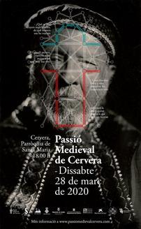 Passió Medieval de Cervera