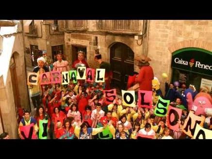 Lipdub Carnaval Solsona