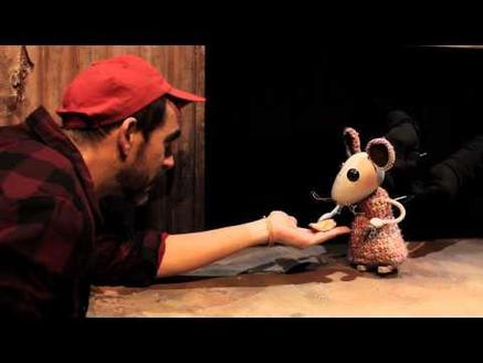 7 RATOLINS de la cia.Petit Bonhom (trailer)